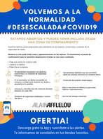 Ofertas de Alain Afflelou, Estamos abiertos #Desescalada