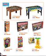Ofertas de Hipercor, 20 % de regalo en todos los juguetes