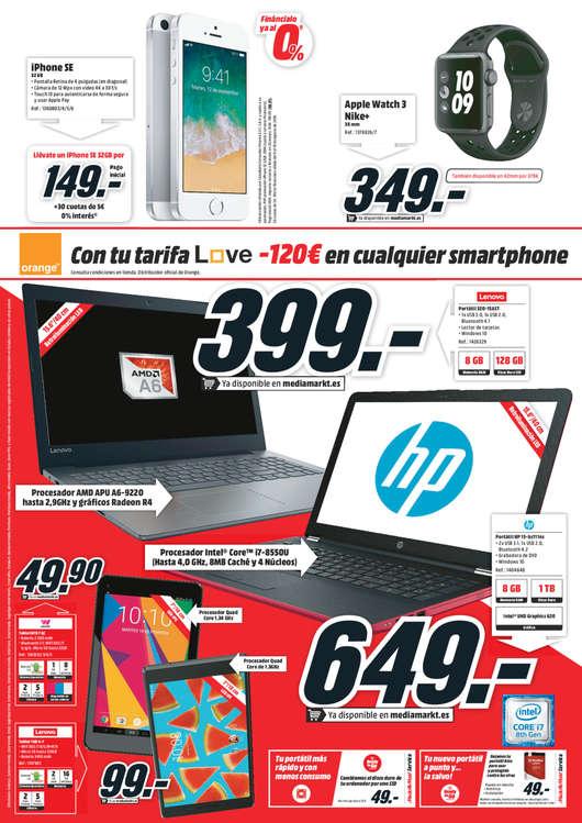 Comprar ordenador port til barato en alacant ofertia for Ofertas hornos media markt
