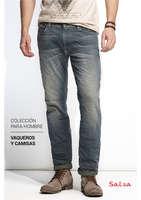 Ofertas de Salsa Jeans, Colección para hombre