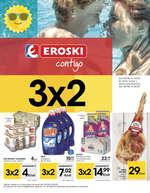 Ofertas de Eroski, 3x2