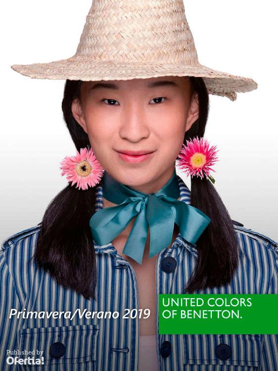Ofertas de United Colors Of Benetton, Primavera Verano 2019