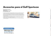 Accesorios Golf SPORTSVAN