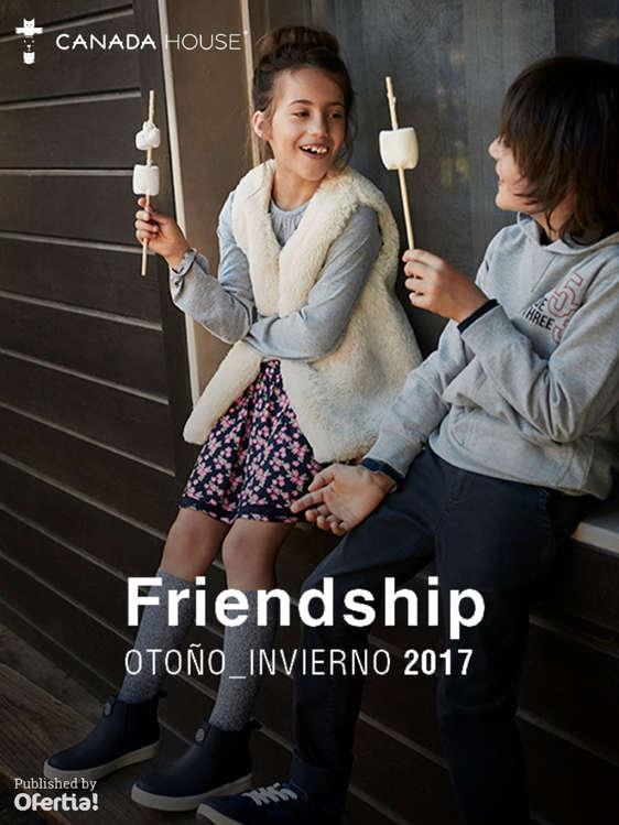 Ofertas de Canada House, Friendship