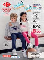 Ofertas de Carrefour Market, Irrikaz itzultzeko