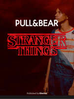 Ofertas de PULL & BEAR, Stranger Things