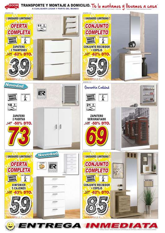 Comprar recibidores ofertas y tiendas ofertia - Avant haus madrid ...