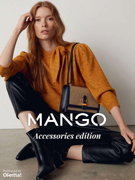 Ofertas de MANGO, Accessories edition