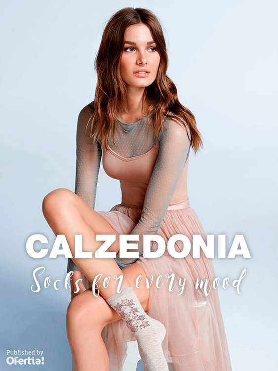 Ofertas de Calzedonia, Socks for every mood