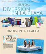 Ofertas de Costco, Especial Diversión en la Playa