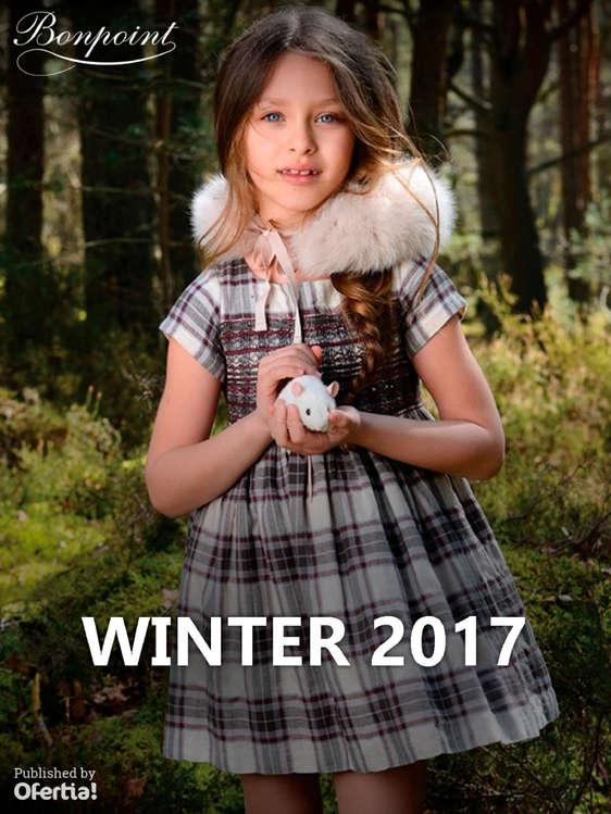 Ofertas de Bonpoint, Winter 2017