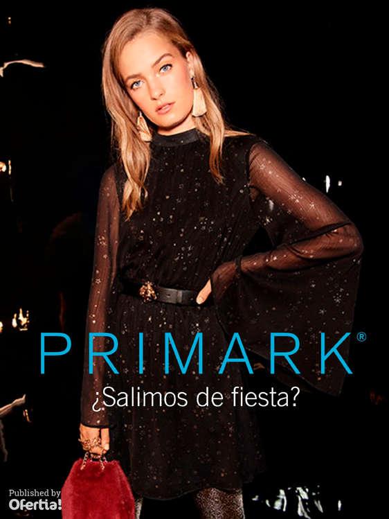 Ofertas de Primark, ¿Salimos de fiesta?