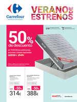 Ofertas de Carrefour, Verano de estrenos