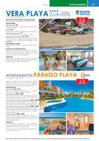Ofertas de Barceló Viajes, Costas