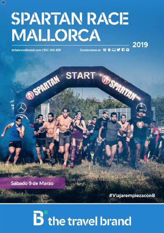 Ofertas de Barceló Viajes, Spartan Race Mallorca 2019