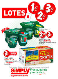 Lotes a 1€ 2€ 3€