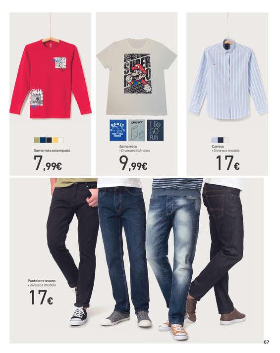 0f7ff42ce Comprar Pantalones vaqueros hombre barato en Manresa - Ofertia