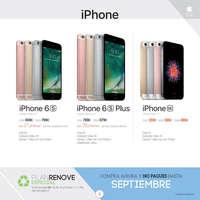 Estrena dispositivo Apple y no pagues hasta septiembre
