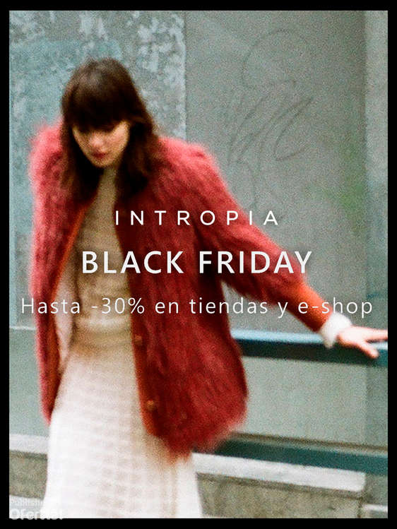 Ofertas de Hoss Intropia, Black Friday. Hasta -30%