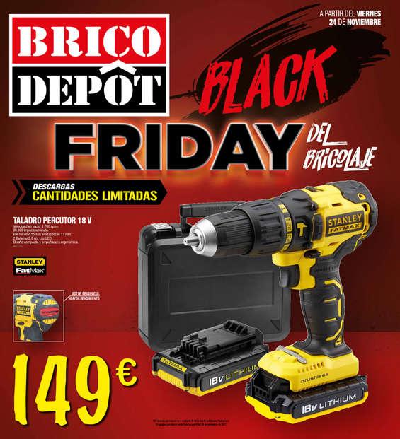 Bricodepot ofertas cat logo y folletos ofertia - Debroussailleuse 4 en 1 brico depot ...