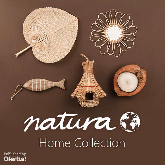 Ofertas de Natura, Home Collection