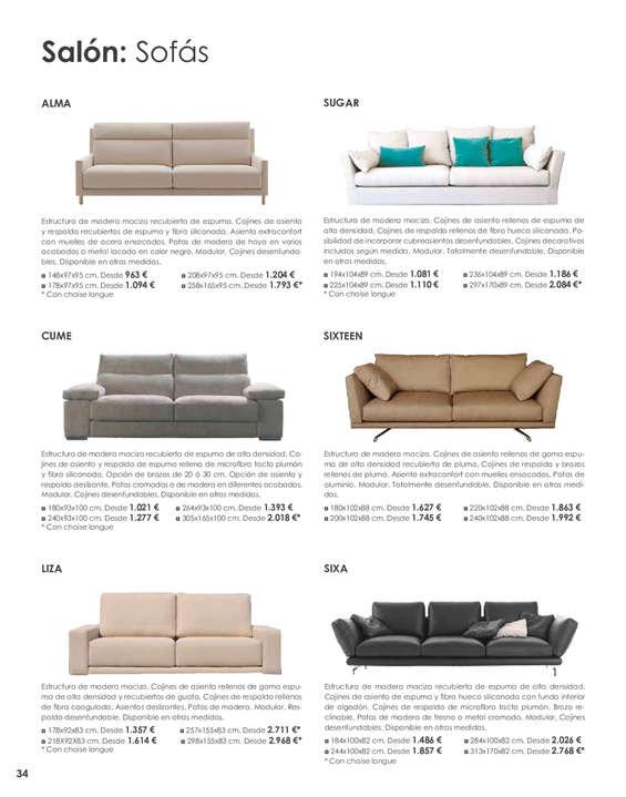 Comprar sof s 2 plazas barato en gij n ofertia - Sofas gijon ...