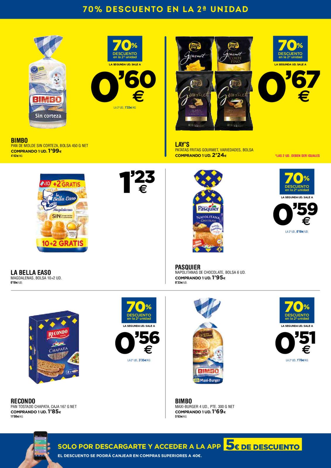 Bm Eusebio Ofertas Supermercados Y Saron Horarios Gomez8 EW9Y2DHI