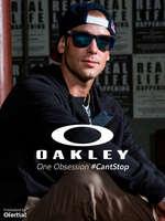 Ofertas de Oakley, One Obsession. #CantStop
