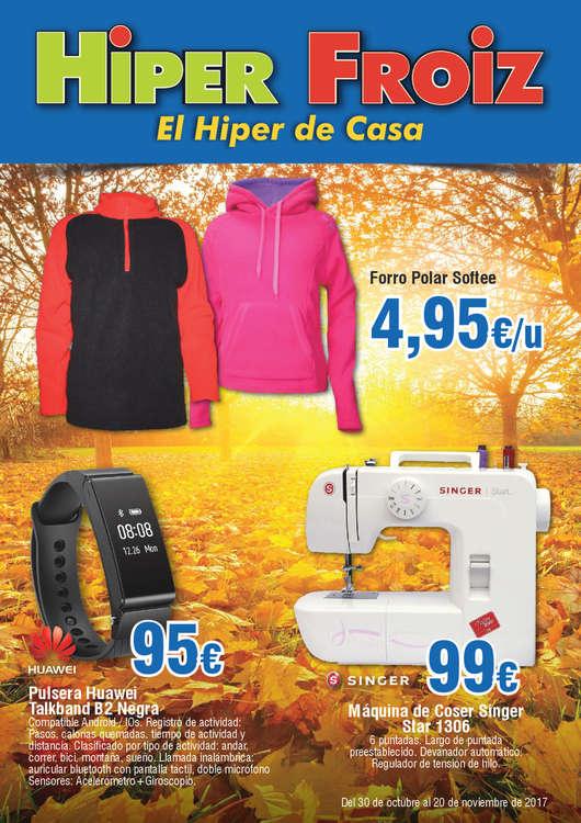 Ofertas de Hiper Froiz, El Hiper de casa