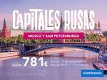 Ofertas de Nautalia, Capitales rusas