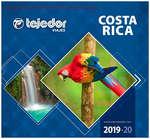 Ofertas de Viajes Tejedor, Costa Rica 2019