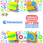 Ofertas de Toy Planet, Clementoni