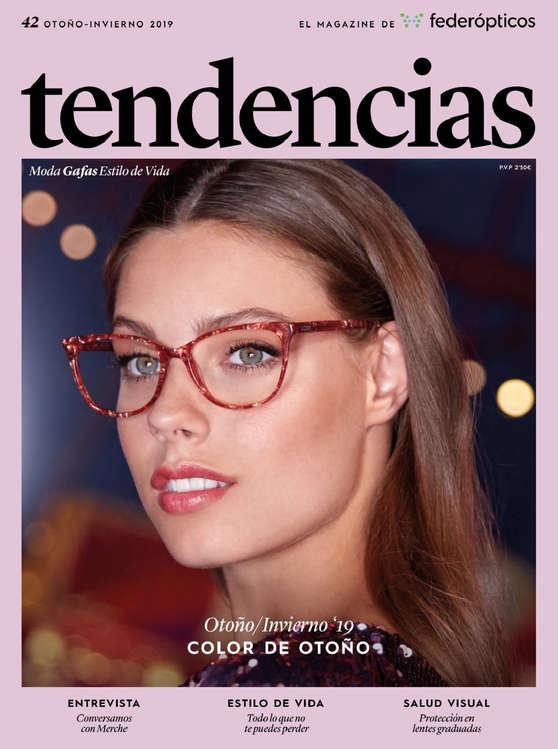 Ofertas de Federopticos, Tendencias Otoño-Invierno 2019-2020