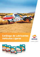 Ofertas de Repsol, Catálogo de Lubricantes Vehículos Ligeros