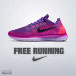 Ofertas de Nike, Free Running