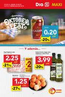 Ofertas de Dia, Semana Oktober fest