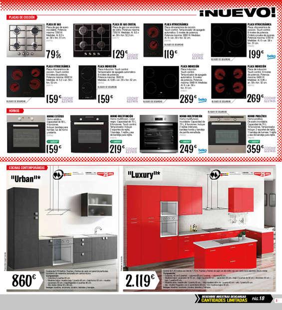 Bricodepot cocina ofertas y cat logos destacados ofertia - Crea tu cocina online ...