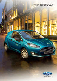 Catalogo Ford Fiesta Van