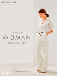 New Season. Woman Spring Summer 2017