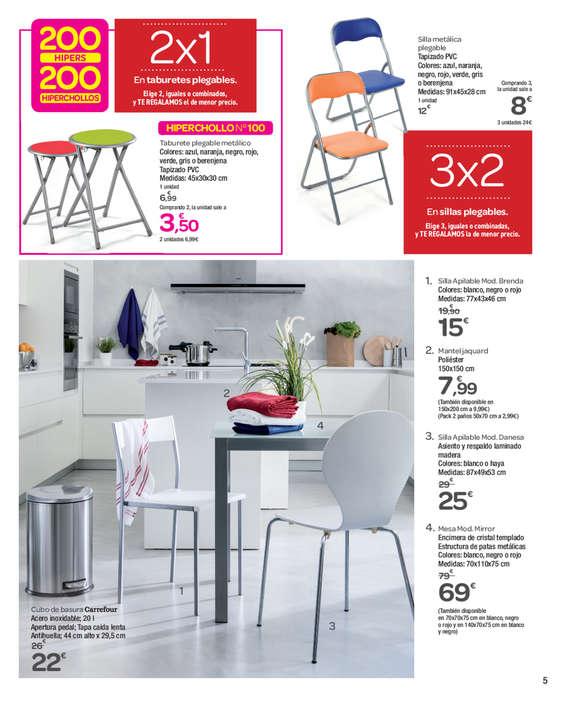 Comprar muebles de cocina barato en puebla de la calzada for Menaje de cocina carrefour