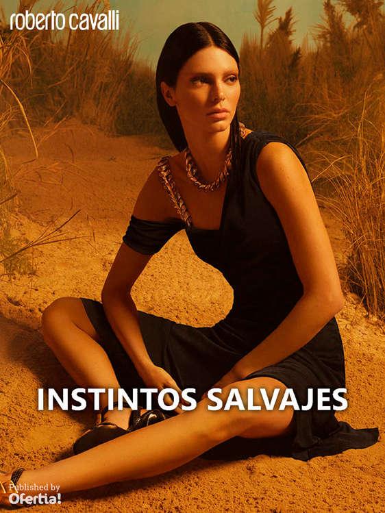 Ofertas de Roberto Cavalli, Instintos Salvajes