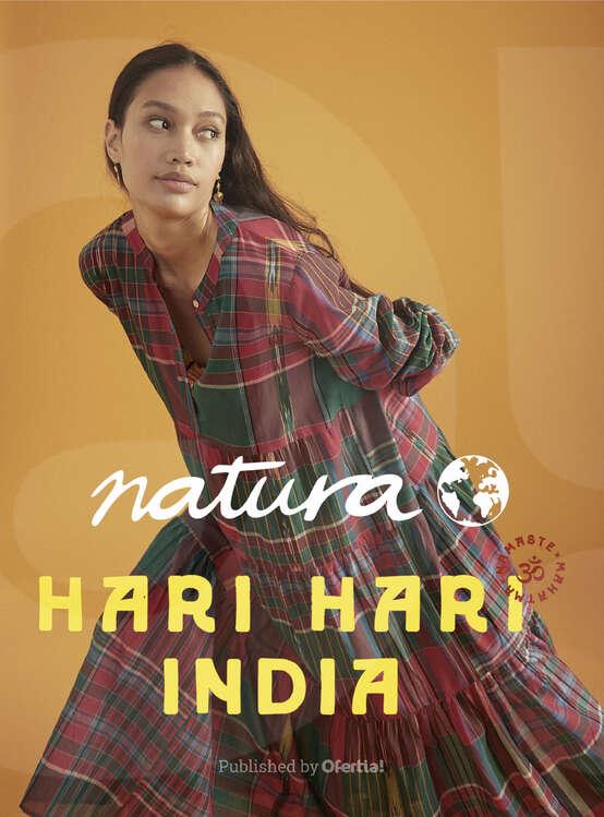 Ofertas de Natura, Hari Hari India