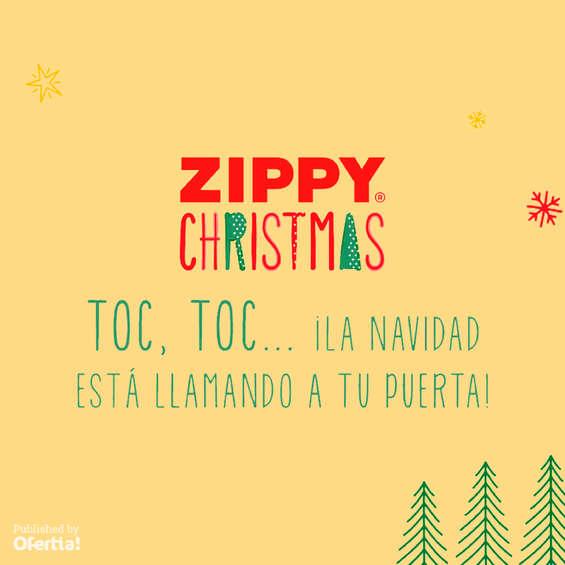 Ofertas de ZIPPY, ZIPPY Christmas