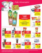 Ofertas de Carrefour, Ospatu urteurrena!