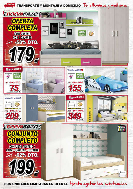 Comprar Coche cama barato en Lugo - Ofertia