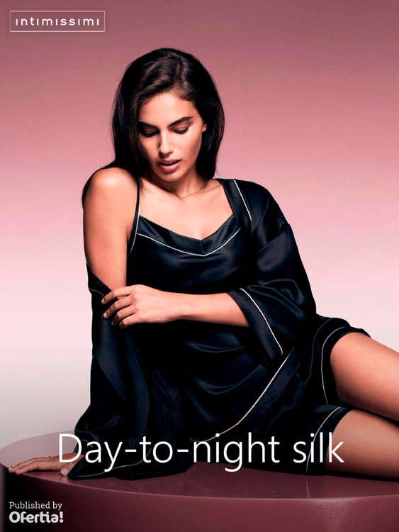 Ofertas de Intimissimi, Day-to-night silk
