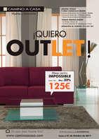 Ofertas de Camino A Casa, ¡Quiero Outlet!