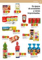 Ofertas de Supermercados Charter, Es tiempo de refrescarse