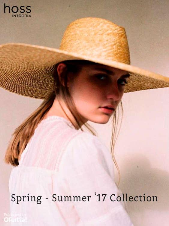 Ofertas de Hoss Intropia, Spring Summer '17 Collection
