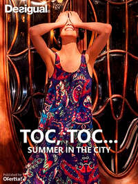 Toc toc... Summer in the city